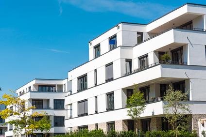 Verkauf und Vermietung von Wohnungen